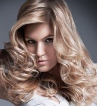 Blond hair Color