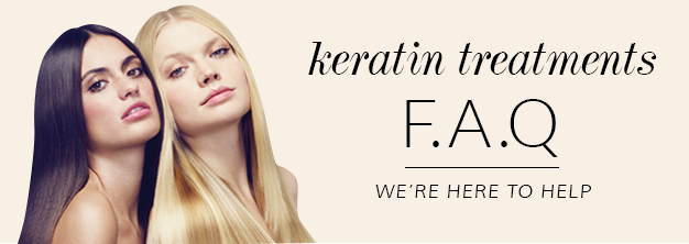 Keratin treatment FAQ