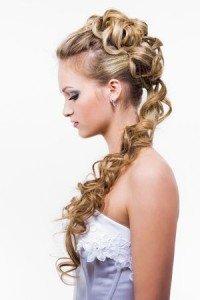 Wedding Day Hairstyle Monaco Salon Tampa