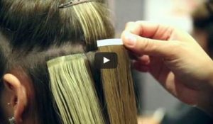 Best hair extensions intampa monaco hair salon seamless hair extensions tape in application and removal pmusecretfo Gallery