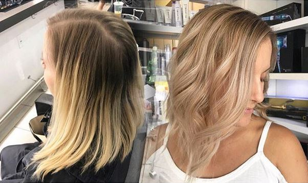 Medium Length Hairstyles At Monaco Salon In Tampa