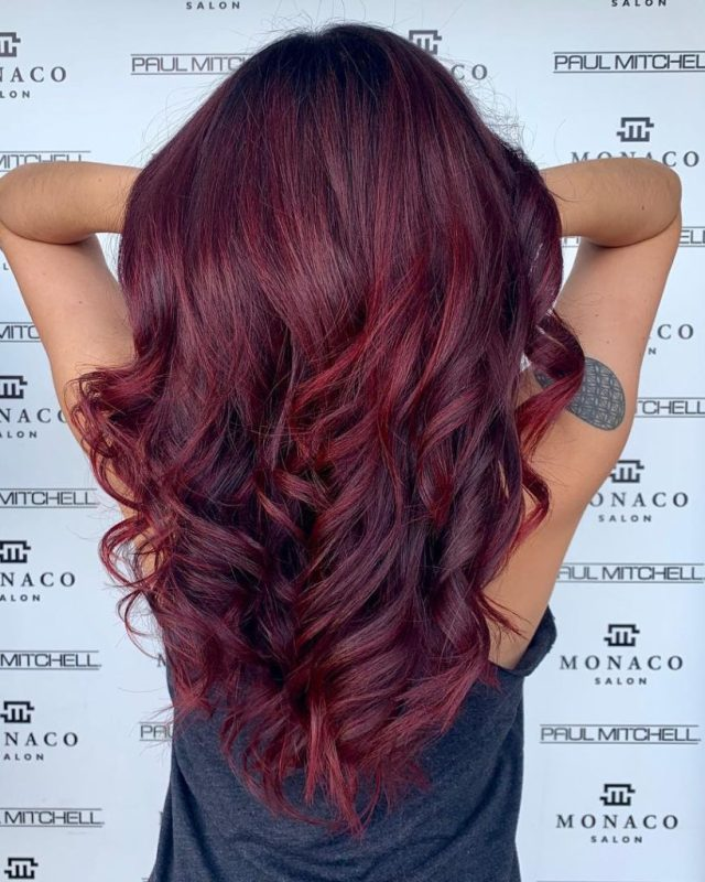 ruby red hair monaco tampa