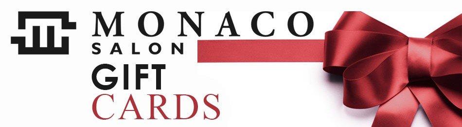 Monaco salon tampa gift cards online gift cards monaco salon gift cards tampa negle Gallery