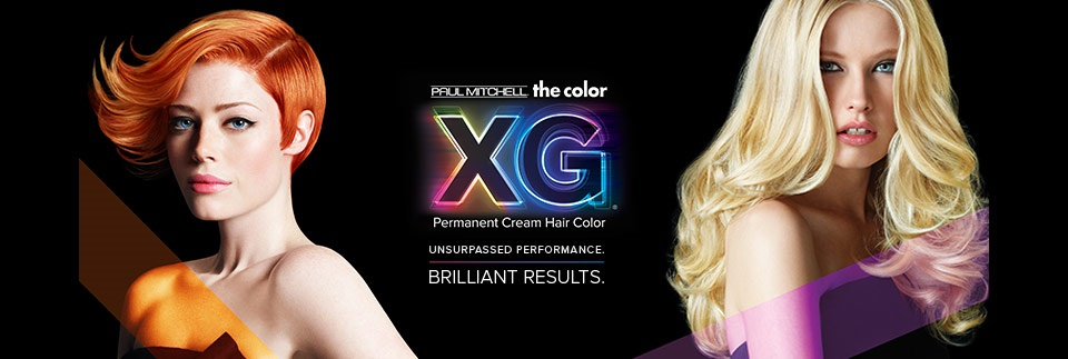 Paul mitchell color xg