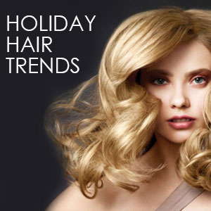 Holiday Hair Trends: Glamour & Style