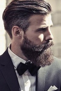 mens wedding hairstyles Tampa Salon