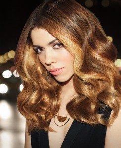 Blunt and bold bangs Tampa Hair Salon