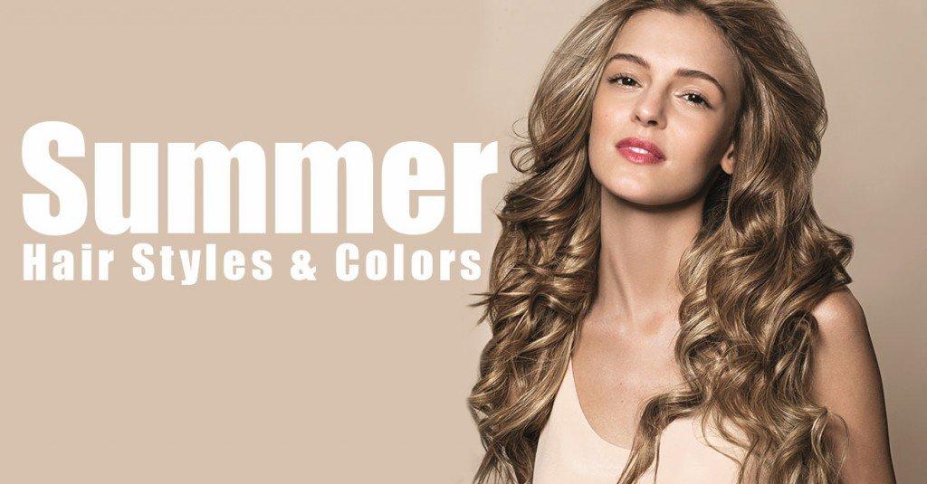 Summer Hair Trends 2016