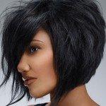 black-hair