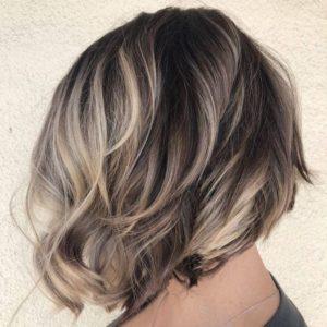short haircut highlights monaco salon tampa