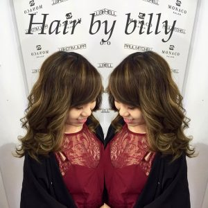Balayage by Billy Reyes Monaco Salon Tampa
