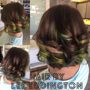 hair by Lee Eddington Monaco Salon Tampa