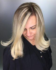 Blonde Hair & Platinum