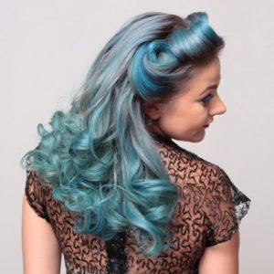 vivid blue hair tampa