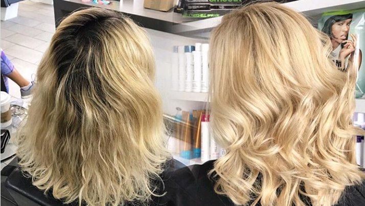 Hair Color Correction How To Fix Bad Hair Color Tampa