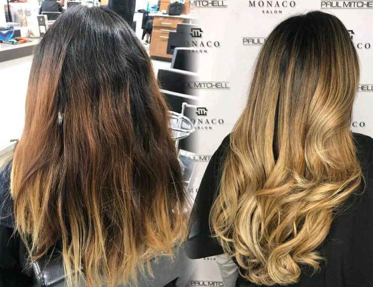 Best Balayage Hair Color Tampa  Expert Balayage Monaco Salon