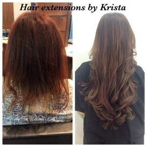 hair extensions by krista monaco lounge tampa