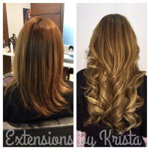 best hair extensions krista monaco lounge tampa
