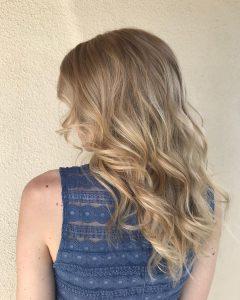 blonde foil highlights tampa