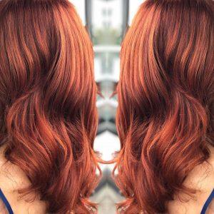Hair Color Highlights Color Balance Correct Tampa Monaco