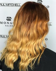 Ombre Hair Color Tampa, Color Melt, Dip Dye at Monaco