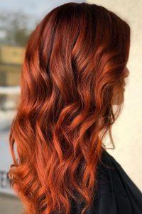 red hair color monaco salon