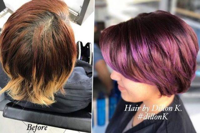 Haircuts & Hairstyles at Monaco Salon in Tampa