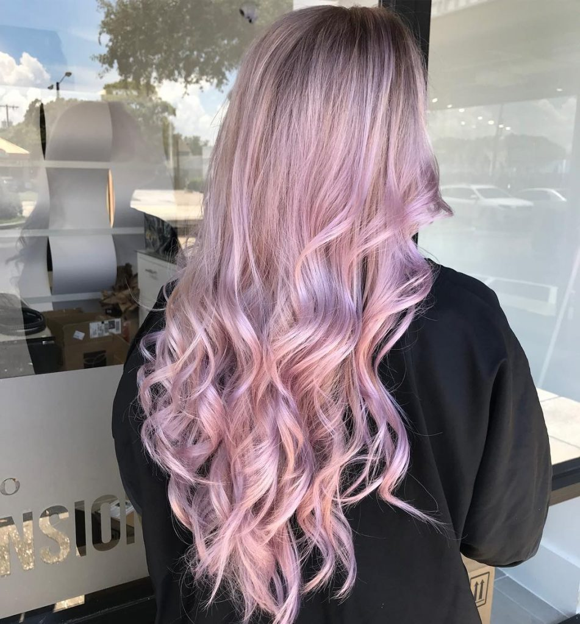 unicorn hair color tampa