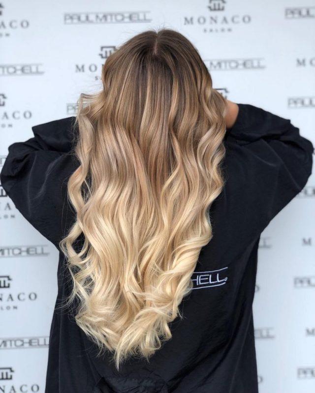 Vanilla Macchiato Hair Color Tampa