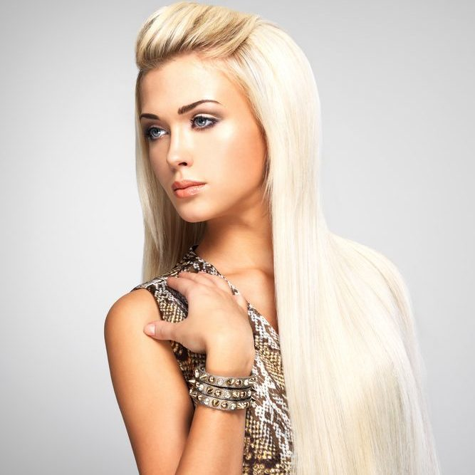hair color blonding tampa