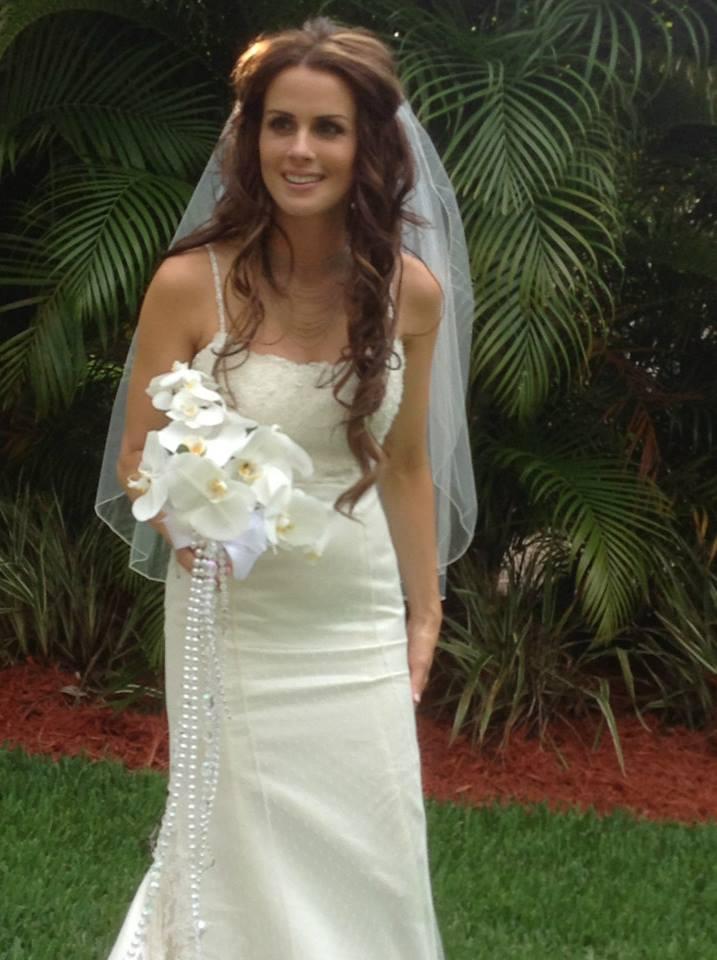 wedding hair Monaco Salon Tampa by Leda