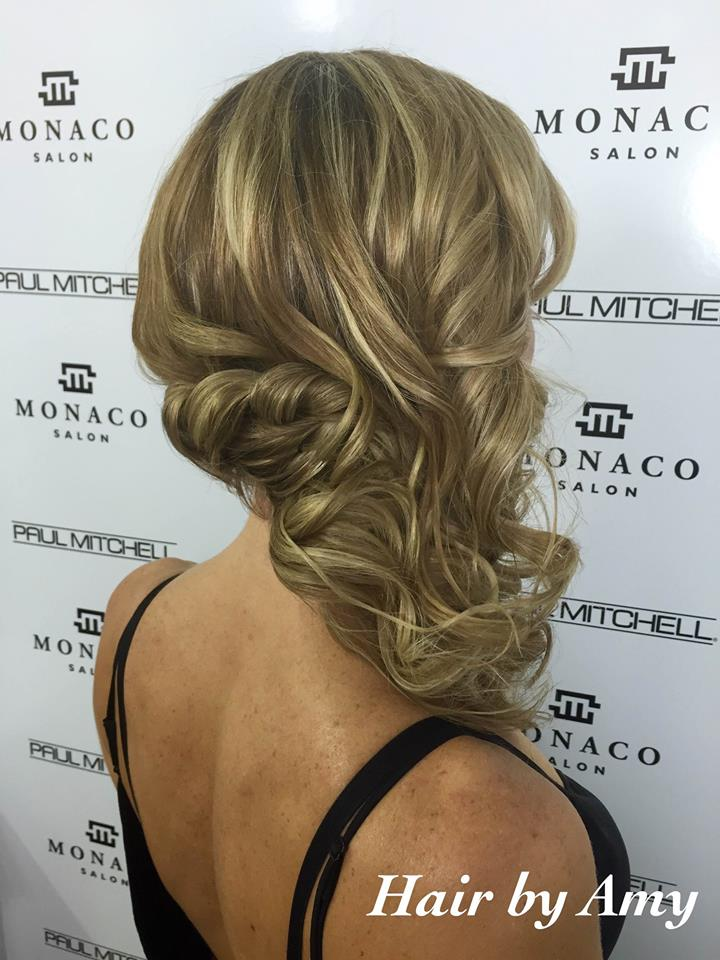 Wedding Hairstyles In Tampa By Monaco Salon