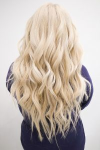 blonde hand tied hair extensions tampa florida
