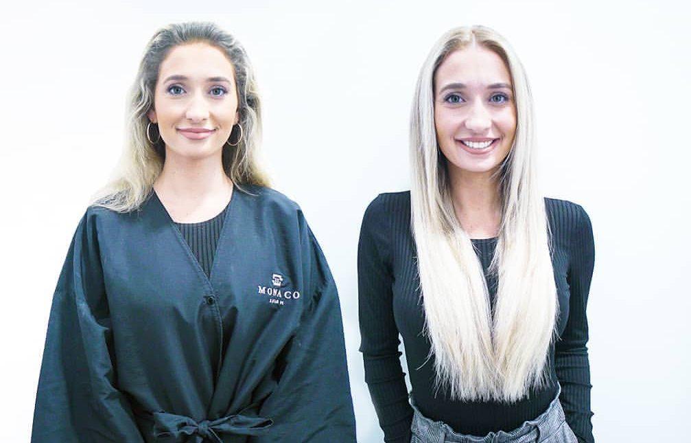 hair extensions monaco salon in tampa