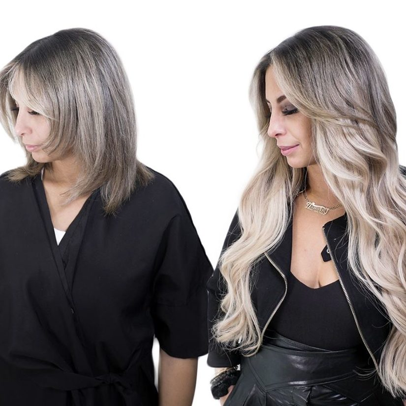 hand tied wefts monaco salon tampa