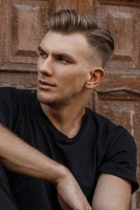 mens haircut Monaco Hair Salon Tampa St Pete