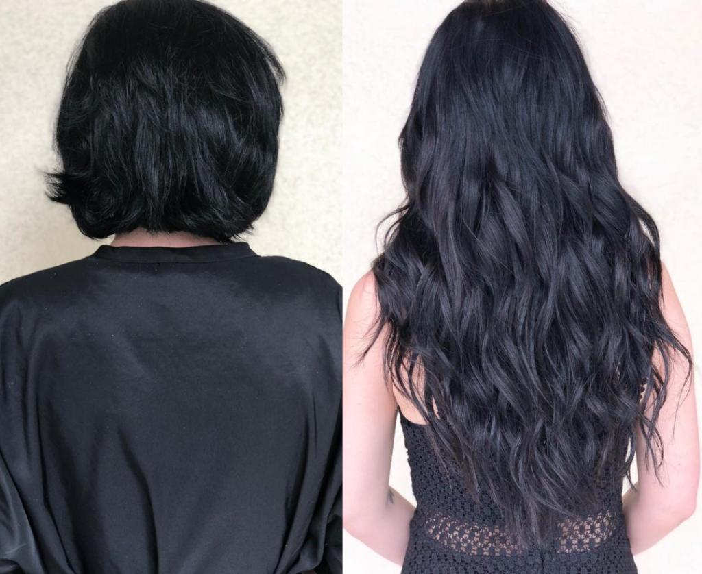 monaco salon free hair extensions consultation