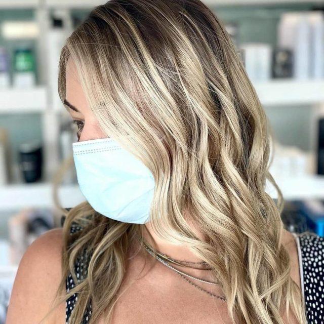 blendy blonde hair monaco salon tampa