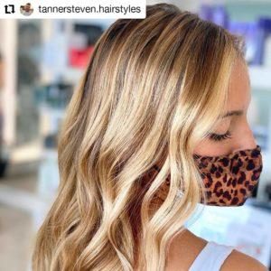 fall blonde beauty monaco salon
