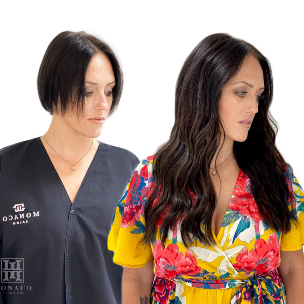 Hair Extensions Care