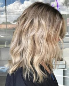blonde hair Monaco Hair Extensions Salon Tampa St Pete