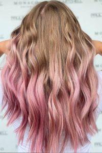 ombre hair pastel hair Monaco Salon Tampa
