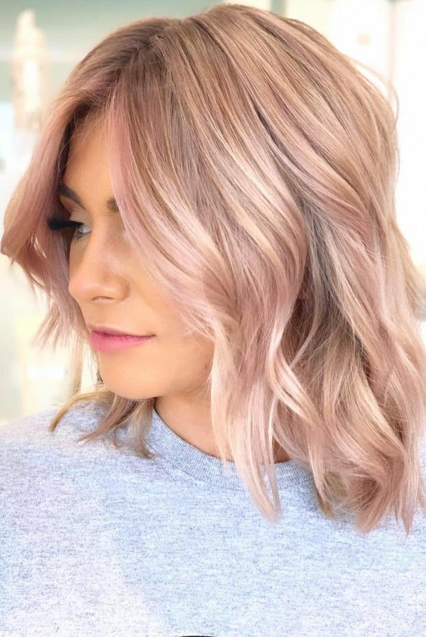 rose gold hair color tampa monaco salon
