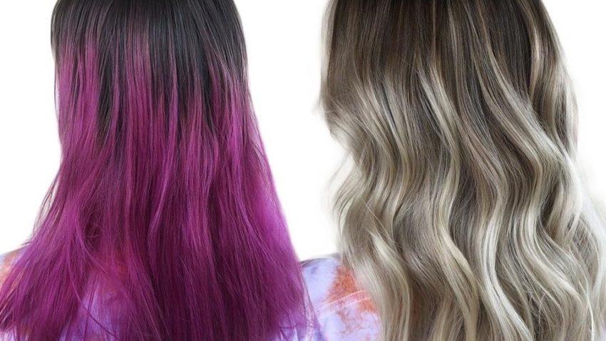 color correction hair color removal monaco salon tampa