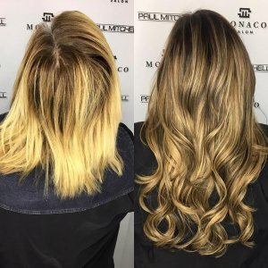 hair extensions tampa monaco salon