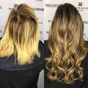 hair extensions tampa monaco salon