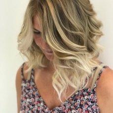 blonde highlights hair color tampa monaco salon