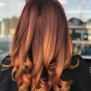 auburn hair color tampa monaco salon