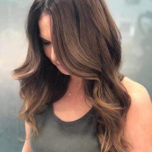 brunette-color-melt tampa