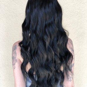 black hair color tampa monaco salon